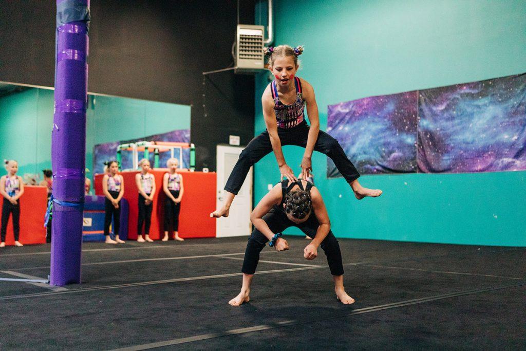 FlipSide Ashland Gymnastics